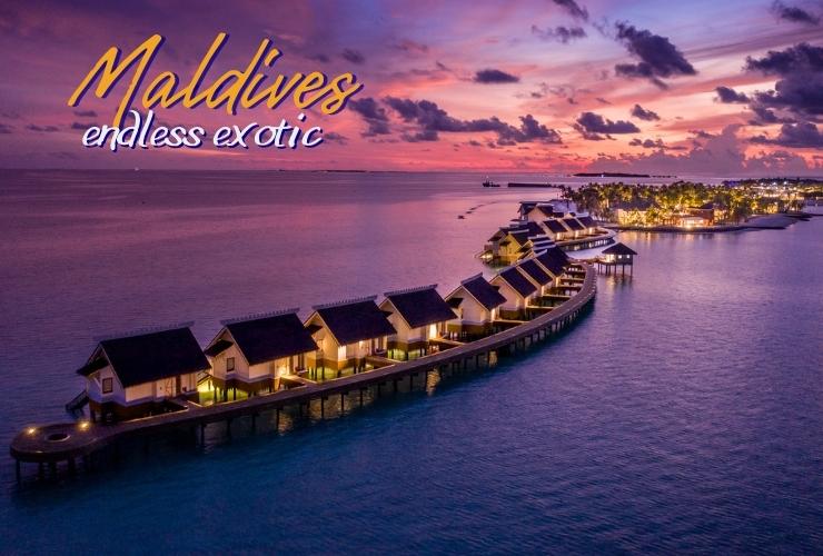 Maldives Endless Exotic